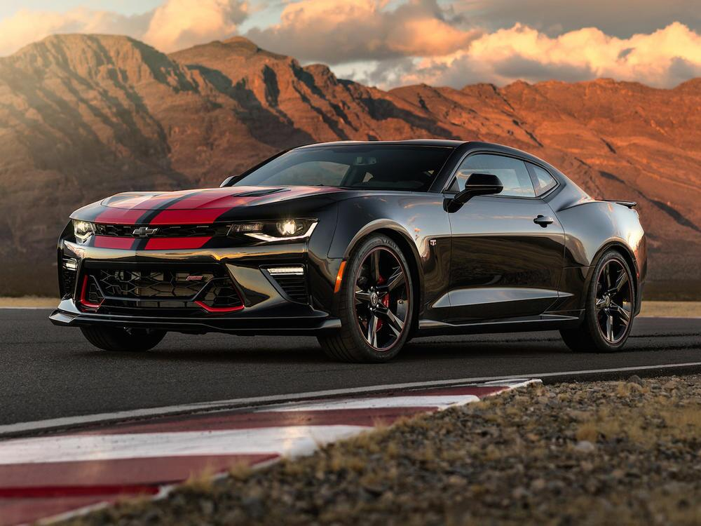 Bild zu Chevrolet Camaro SS Performance Parts