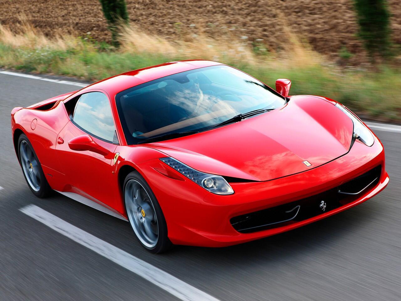 Bild zu Ferraria 458