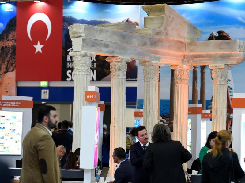 Bild zu Internationale Tourismus-Börse 2017