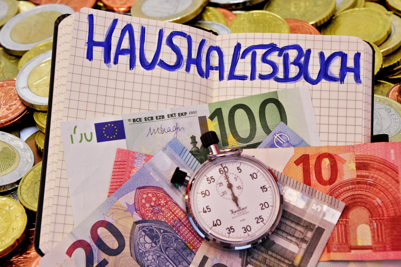 Bild zu Haushaltsbuch