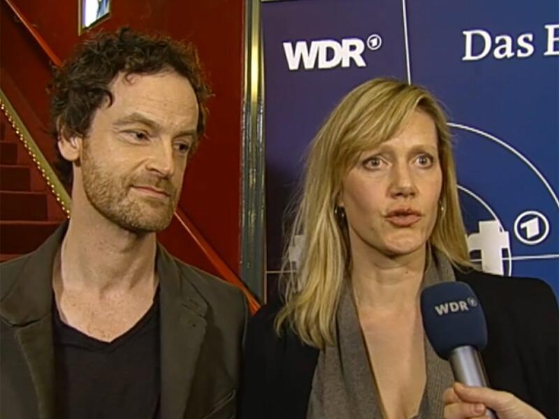 Bild zu Jörg Hartmann und Anna Schudt im Interview