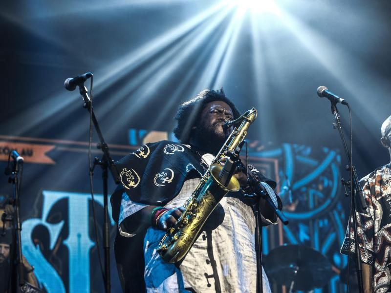 Bild zu Kamasi Washington
