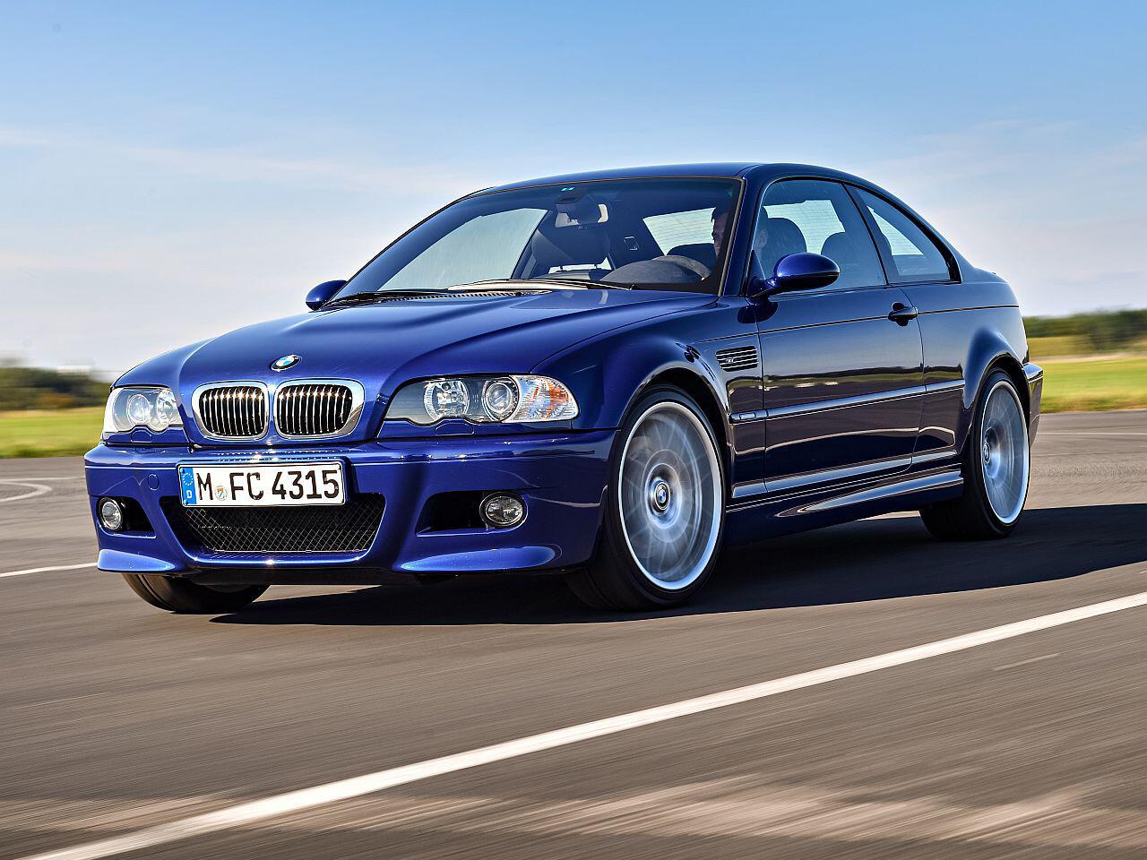 Bild zu BMW E46