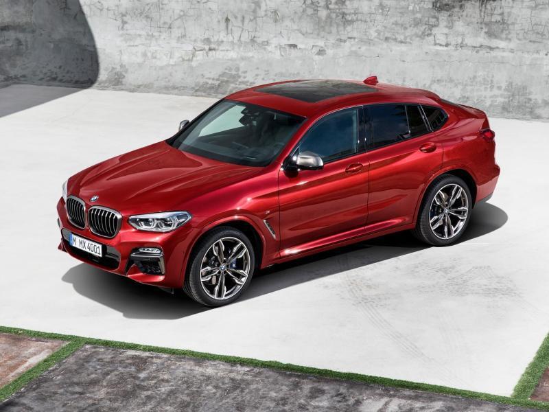 Bild zu Neuer BMW X4