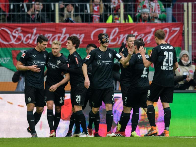 Bild zu FC Augsburg - VfB Stuttgart