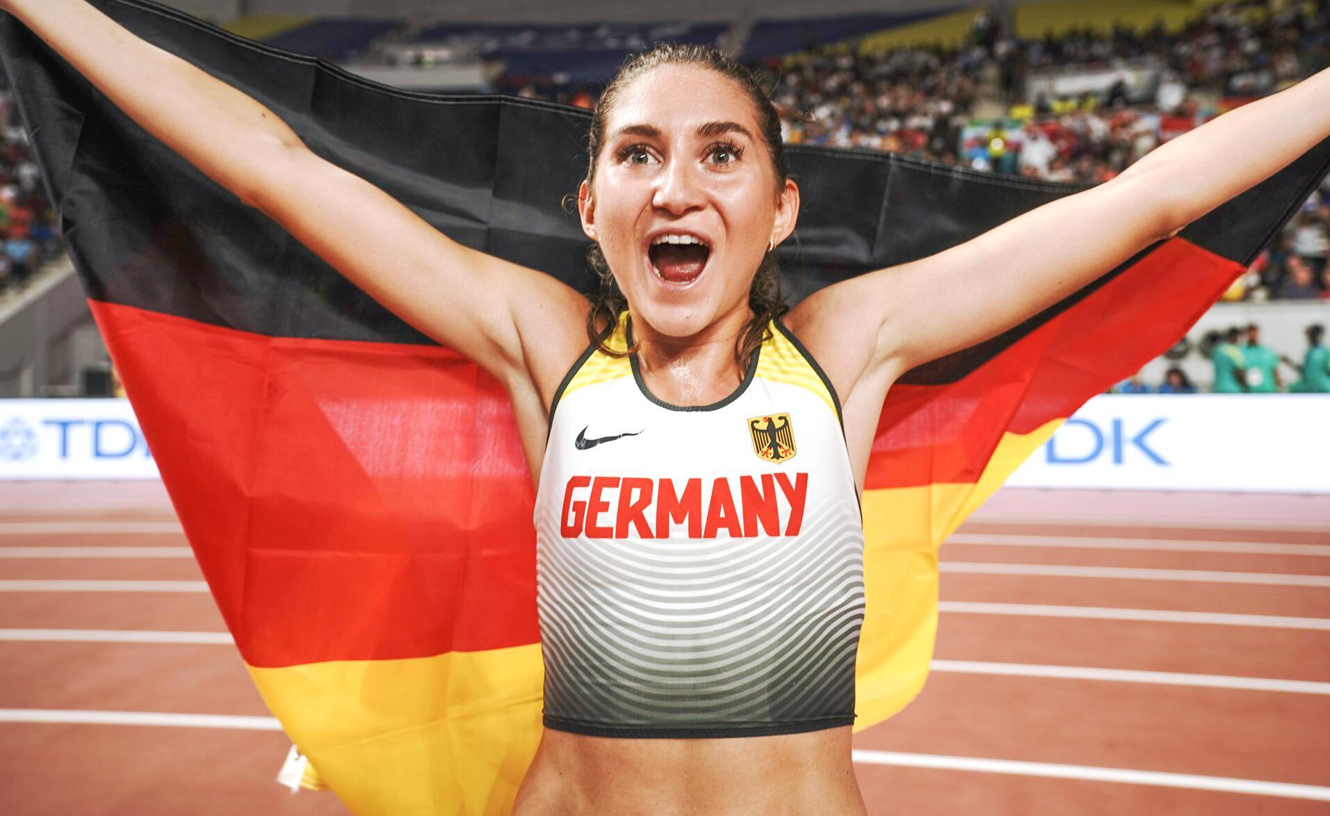 Bild zu World Championships in Athletics
