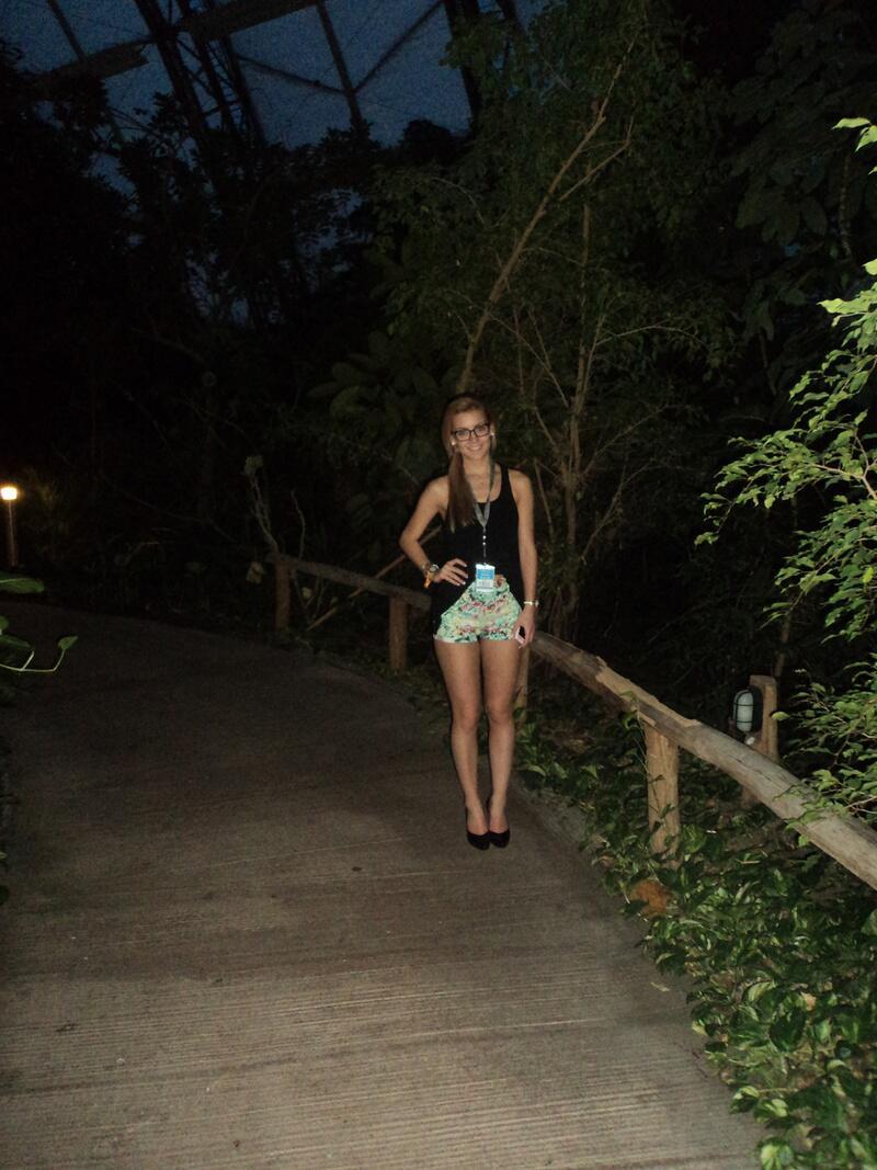 Bild zu Ankunft im Tropical Islands