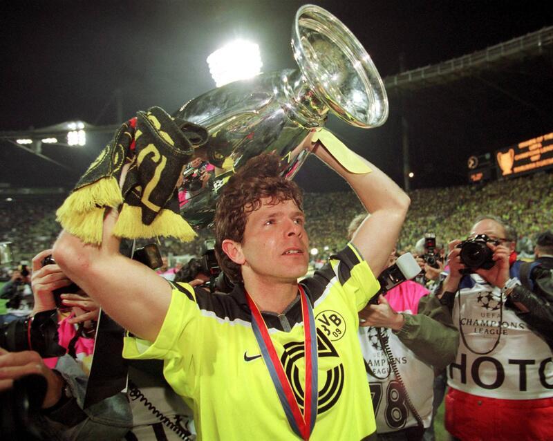 Bild zu Borussia Dortmund 1997