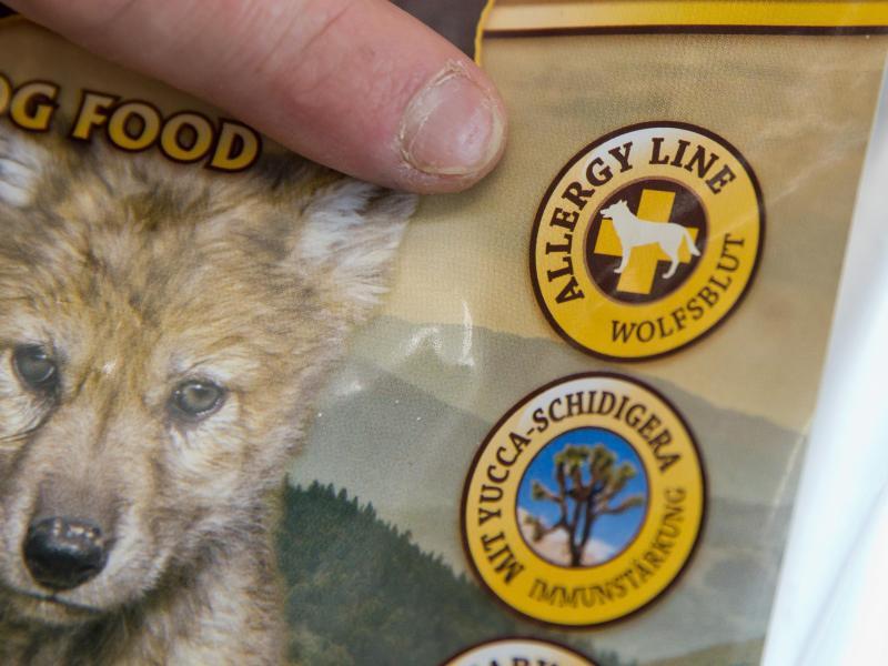 Bild zu Nahrung für Hunde mit Fleischallergie