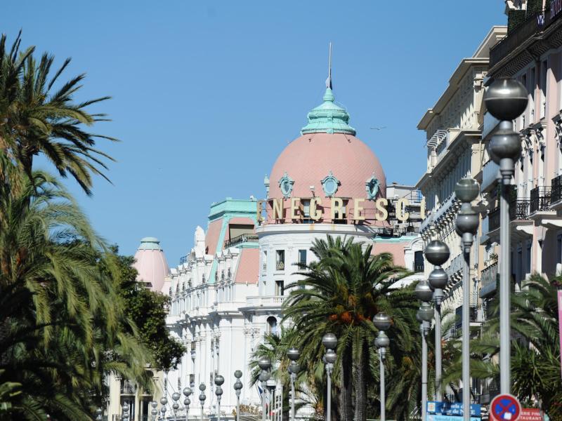 Bild zu Hotel in Nizza