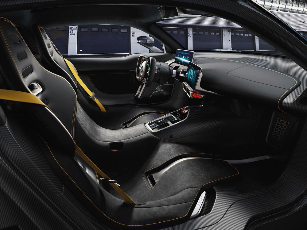 Bild zu Das Cockpit
