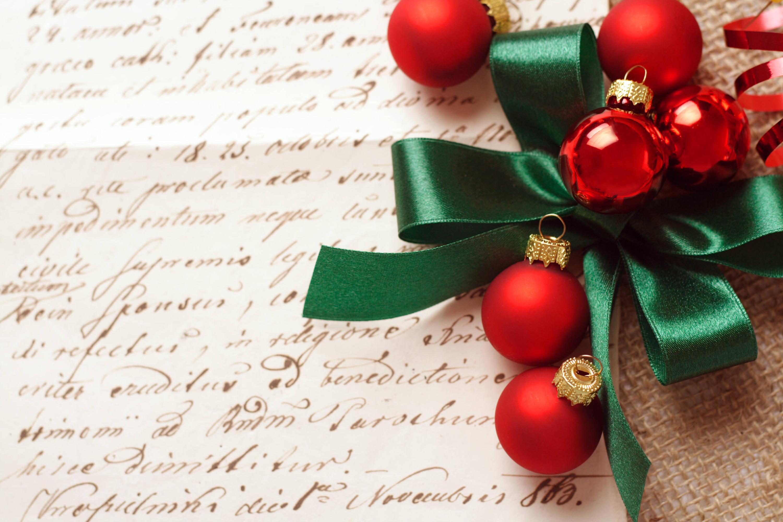 Bild zu Weihnachtspost