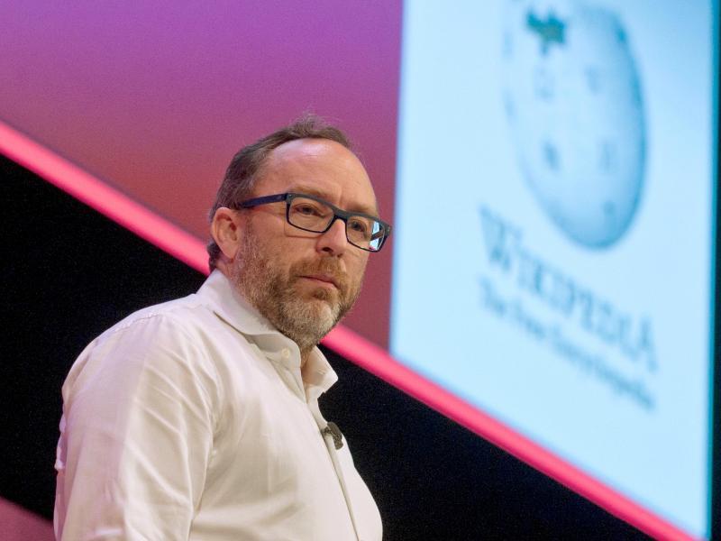Bild zu Jimmy Wales