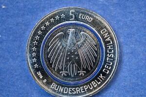 Fünf Euro Münze In Deutschland Lohnt Sich Der Kauf Für Sammler