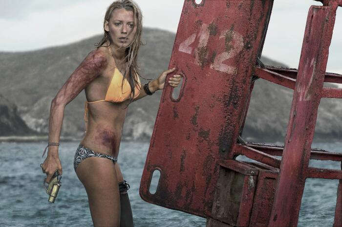 Bild zu The Shallows - Trailer