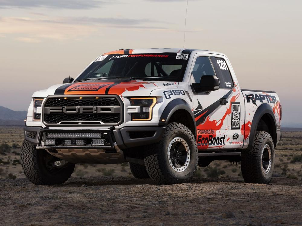 Bild zu Ford F-150 Raptor