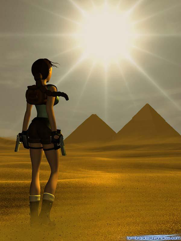 "Bild zu ""Tomb Raider: The Last Revelation"""