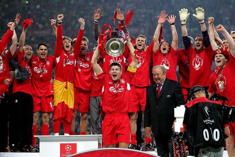 Bild zu FC Liverpool 2005