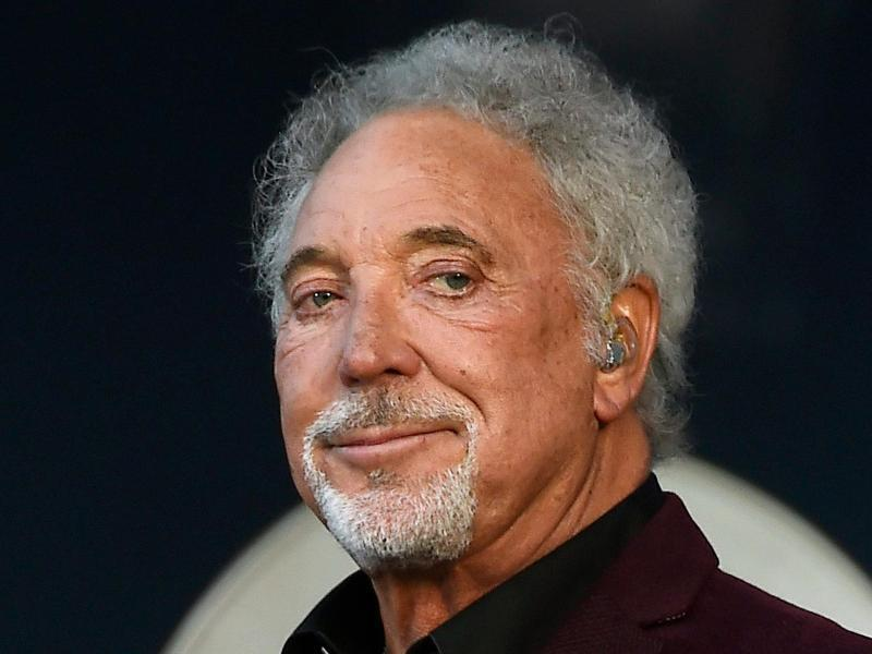 Bild zu Tom Jones