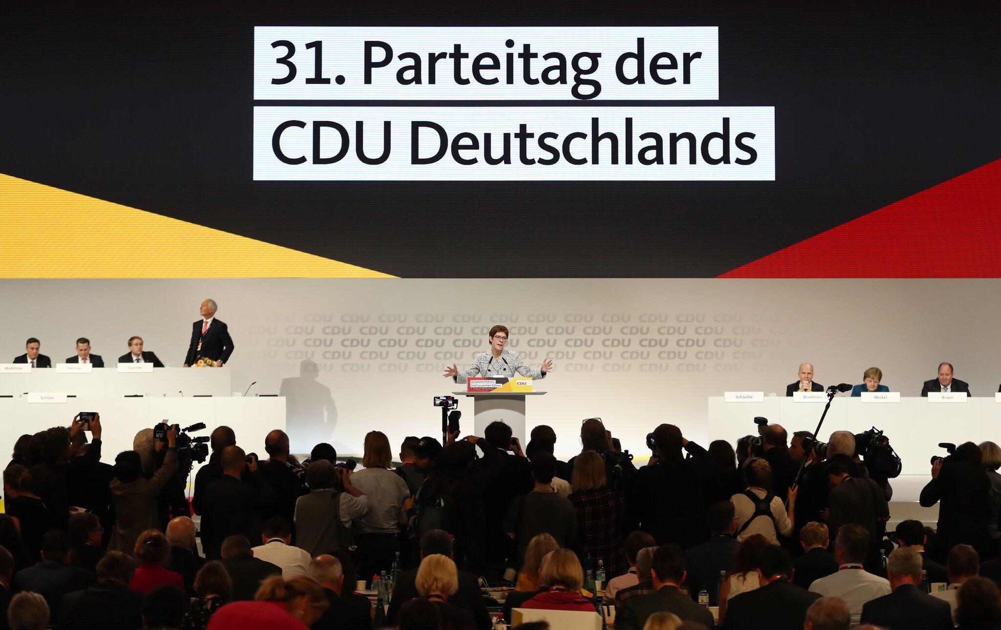 Bild zu CDU Bundesparteitag