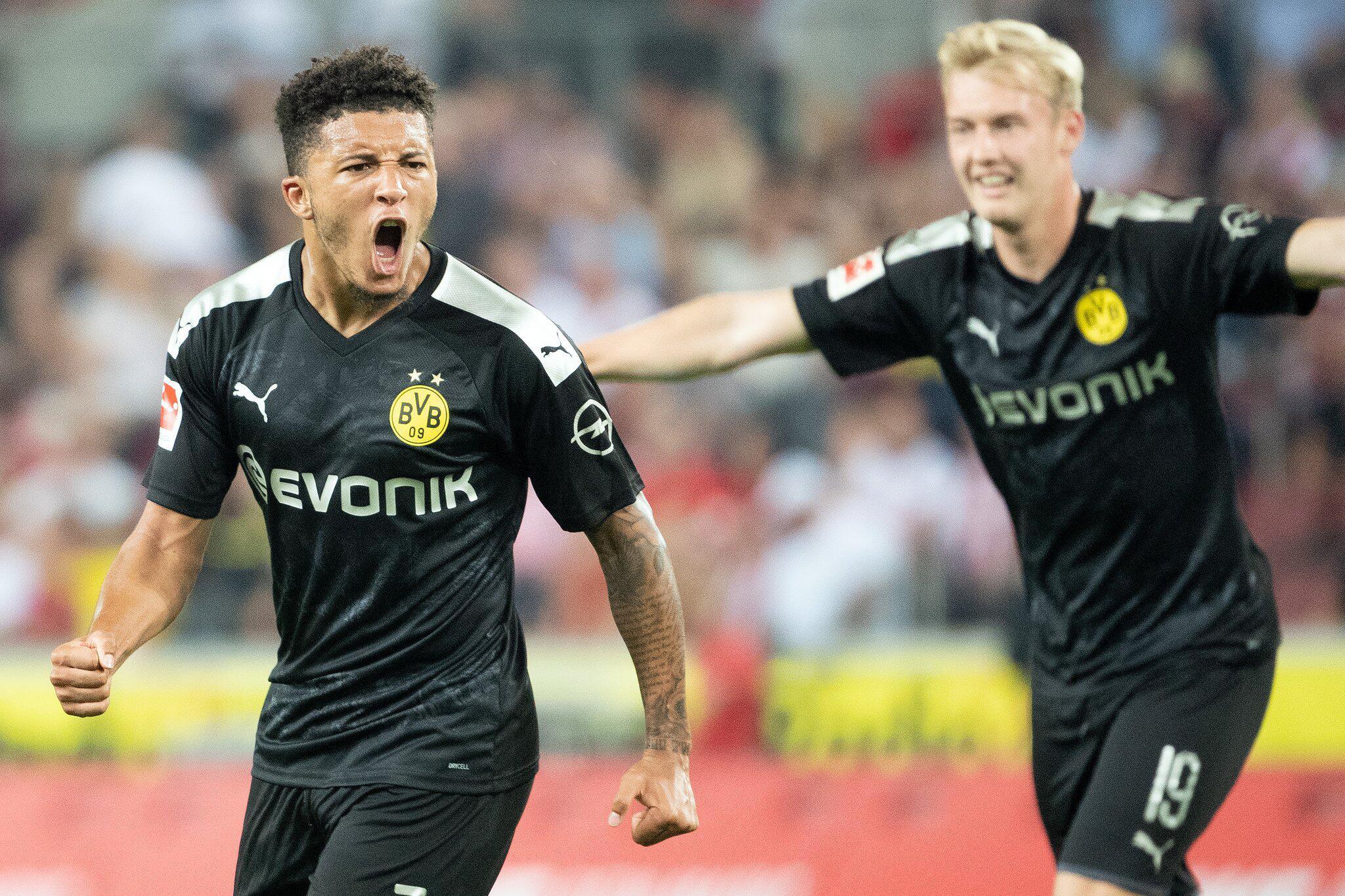 Bild zu 1. FC Köln - Borussia Dortmund