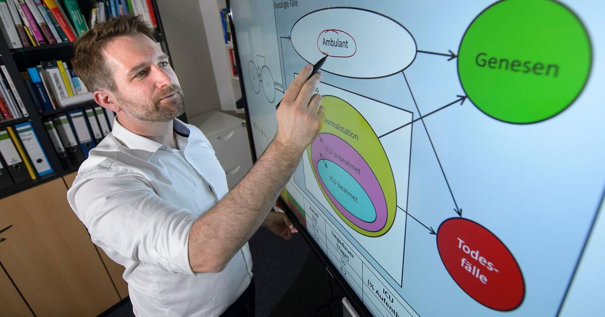 200er-Inzidenz im April: Experte rechnet mit starkem Infektionsanstieg - WEB.DE News