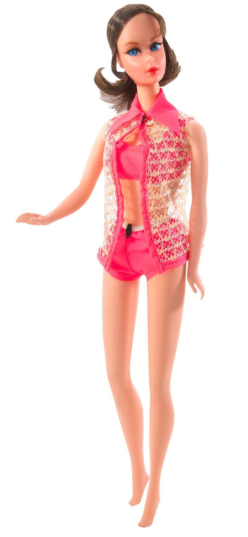 Bild zu 1968 - Die sprechende Barbie
