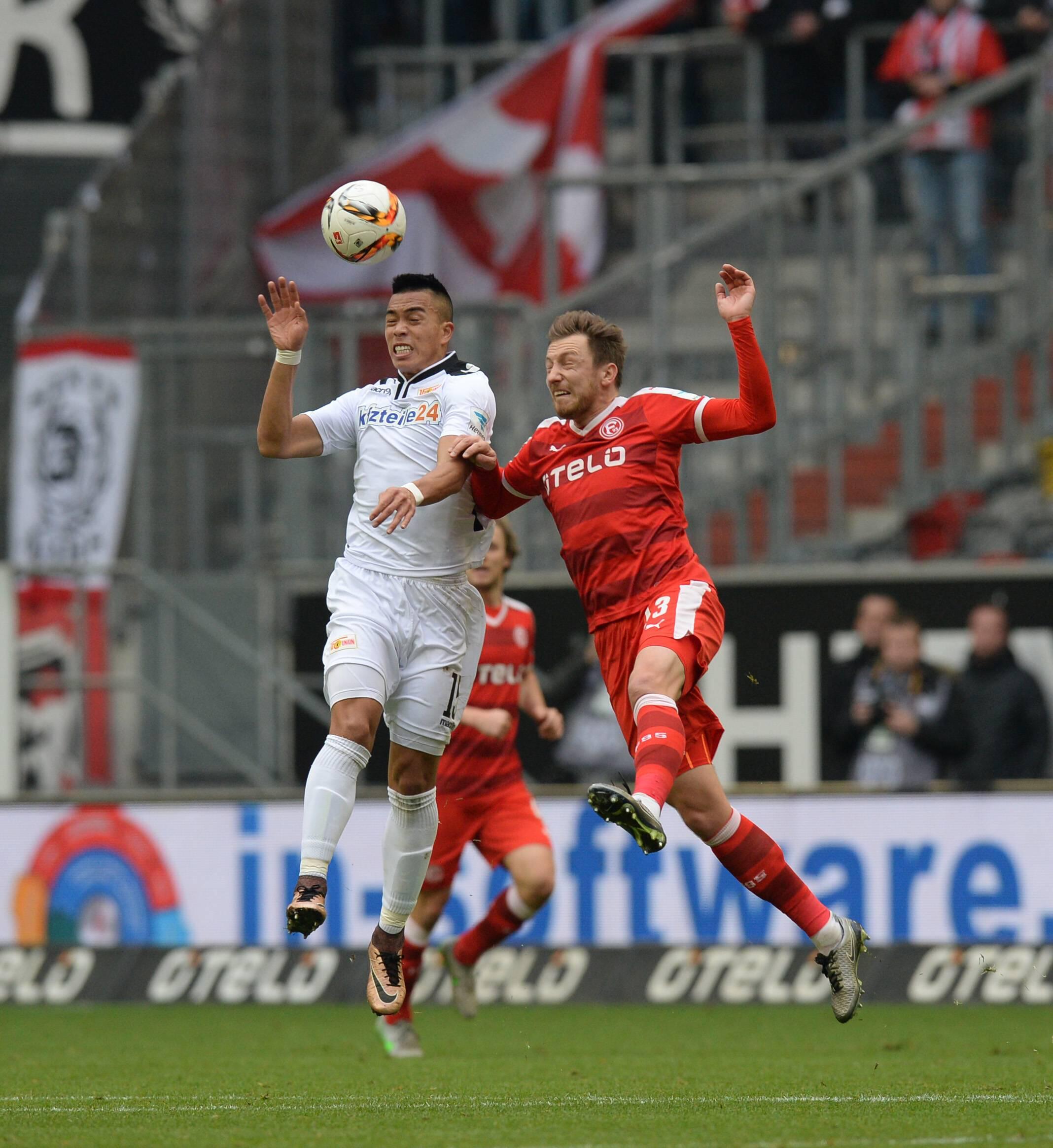 Bild zu Fortuna Düsseldorf - 1. FC Union Berlin