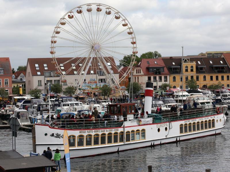 Bild zu Müritz Sail in Waren