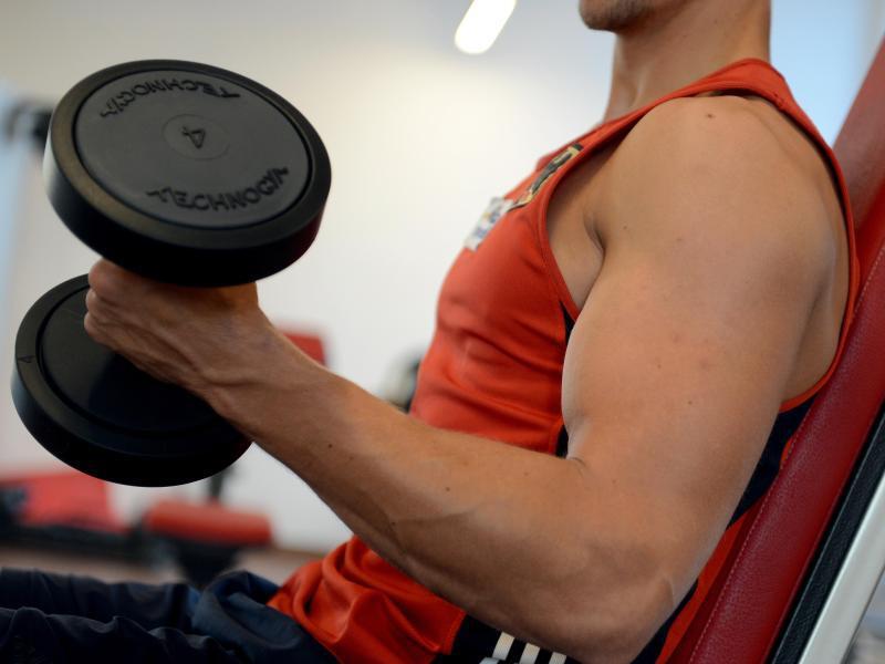 Bild zu Training mit Gewichten