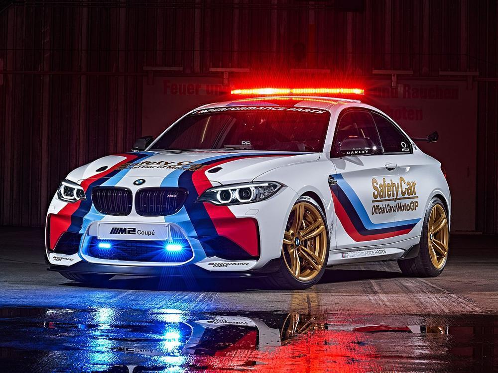 Bild zu BMW M2 MotoGP Safety Car