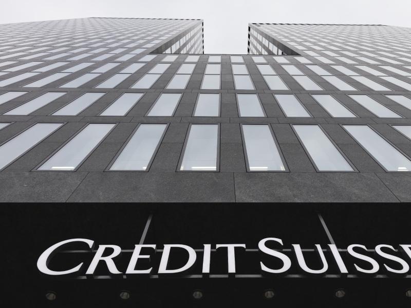 Bild zu Credit Suisse