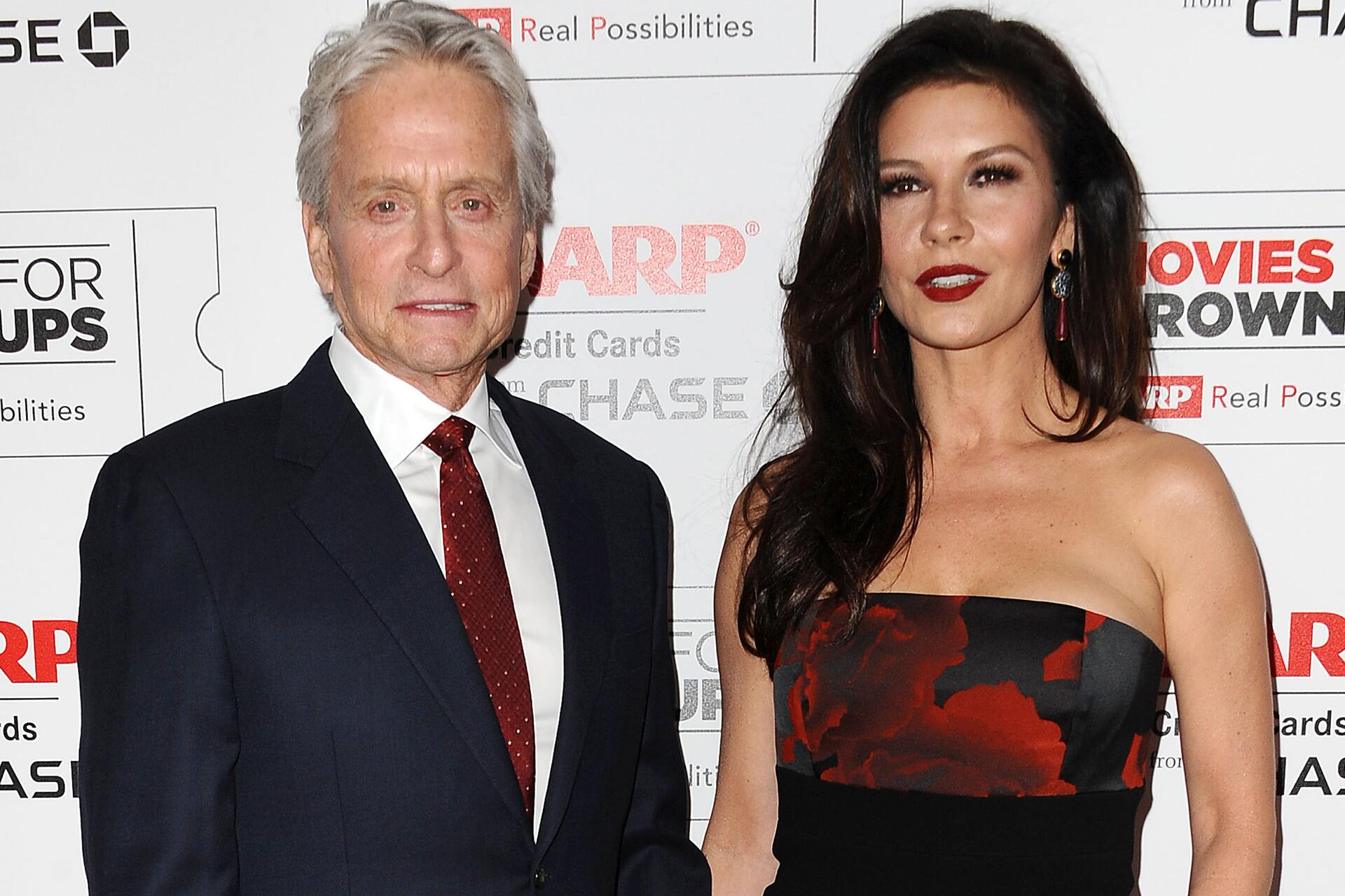 Bild zu Michael Douglas, Catherine Zeta-Jones