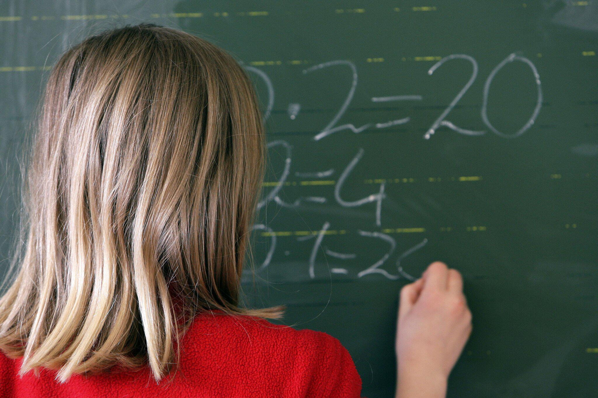 Bild zu Mathematikunterricht