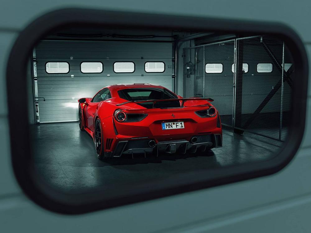 Bild zu Biest in der Garage