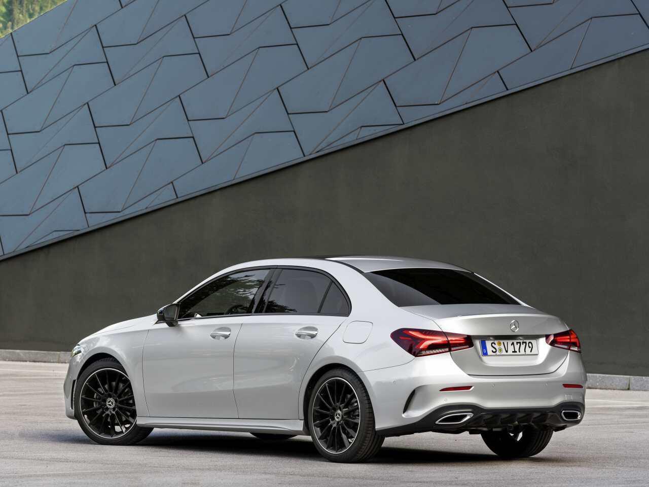 Bild zu Mercedes-Benz A-Klasse Limousine
