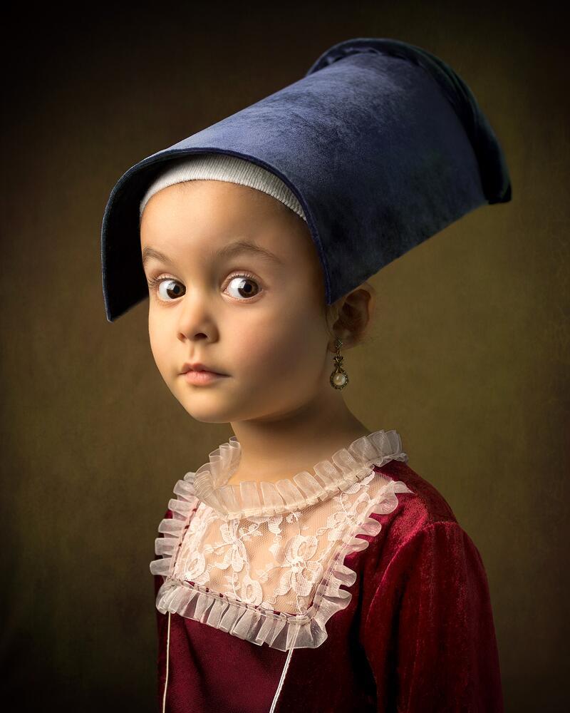 Bild zu Kinderporträt