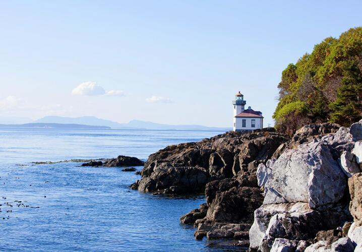 Bild zu Platz 4: San Juan Island (USA)
