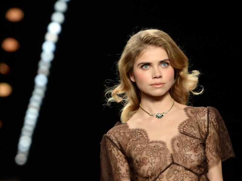 Bild zu Berlin Fashion Week - Lena Hoschek