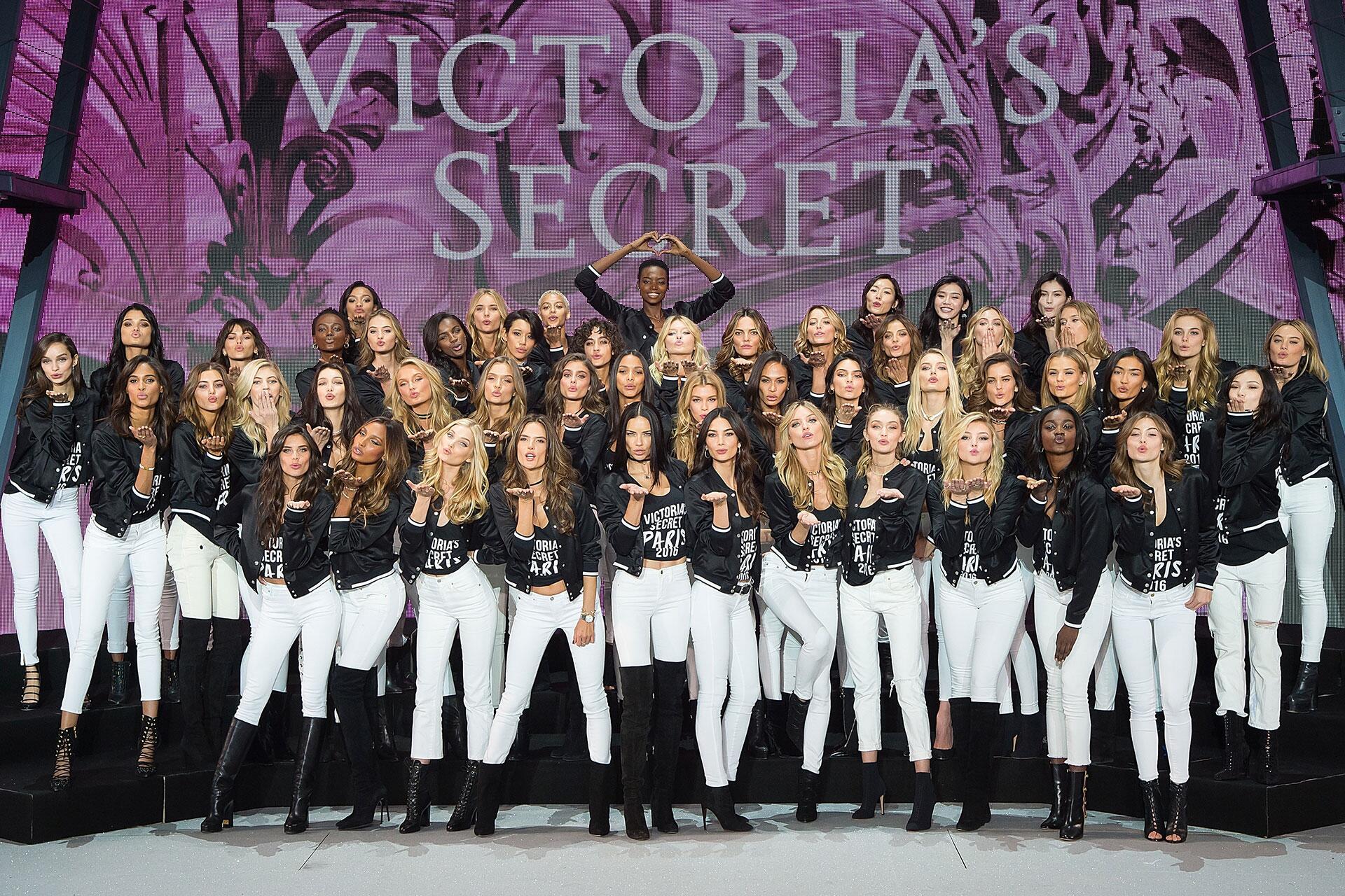 Bild zu Victoria's Secret, Models, Paris, Hype