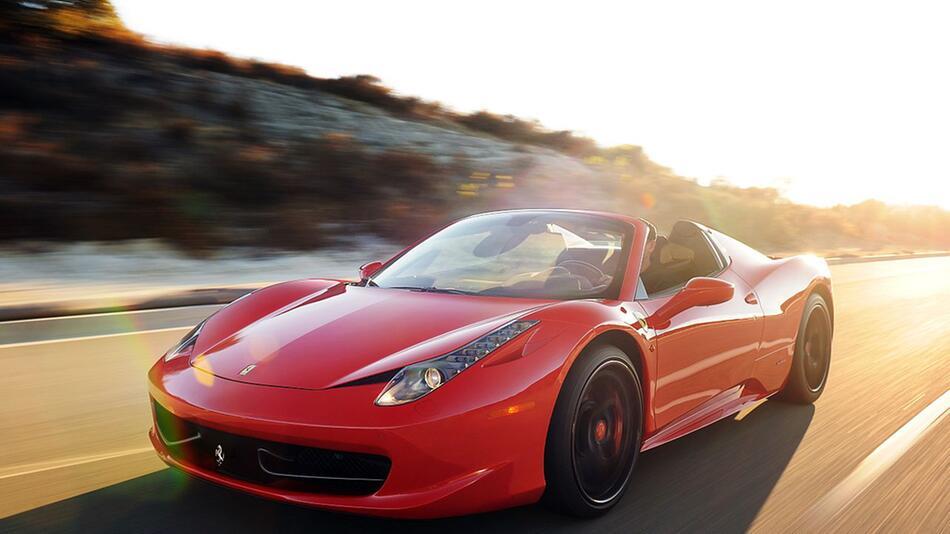 Ferrari 458 Italia von Hennessey: Rollende Rakete mit 748 PS