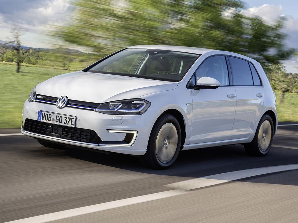 Bild zu Platz 5: VW e-Golf