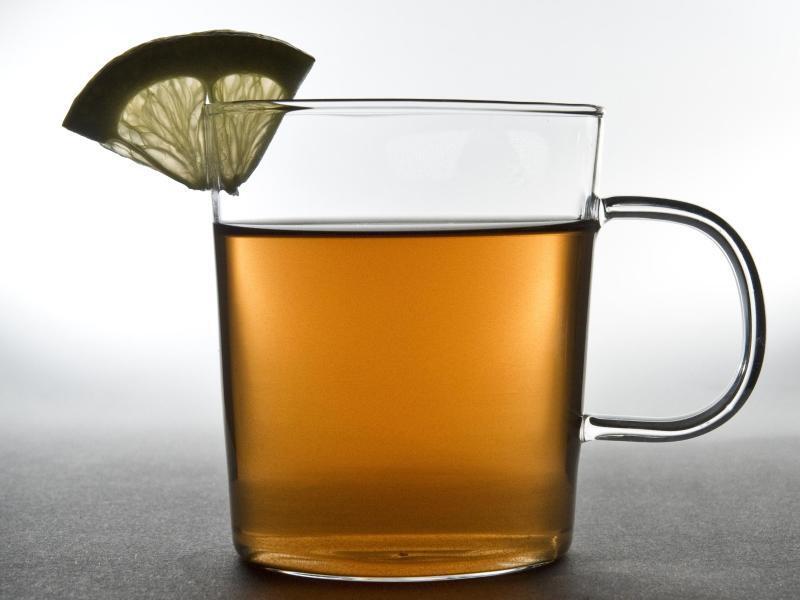 Bild zu Glas Tee