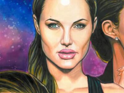 Bild zu VIP Daily Angelina Jolie