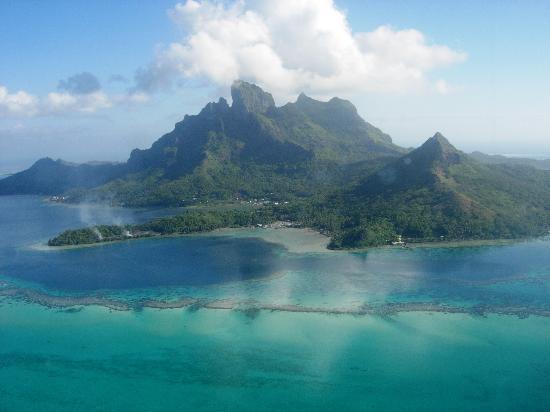 Bild zu Platz 3: Bora Bora (Französisch-Polynesien)