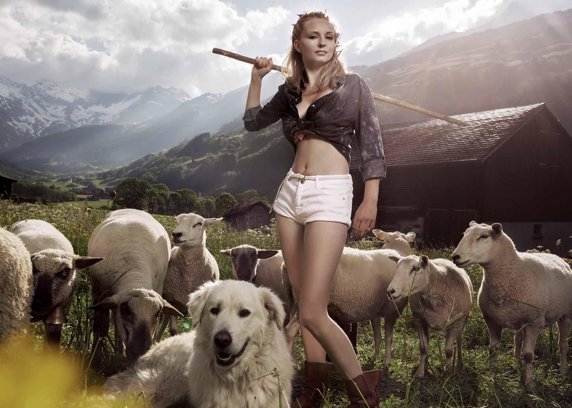 Farm girl hot 11