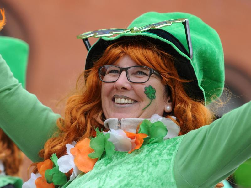 Bild zu St. Patrick's Day Parade in München