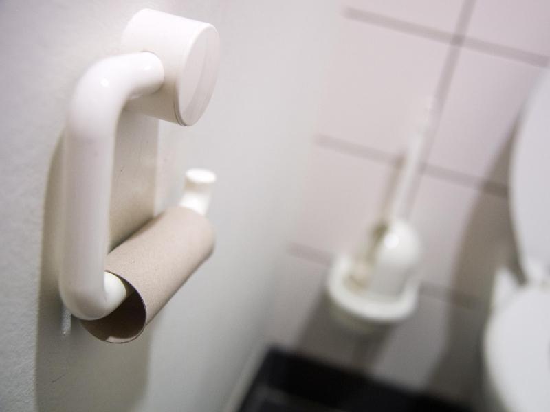 Bild zu Toilette