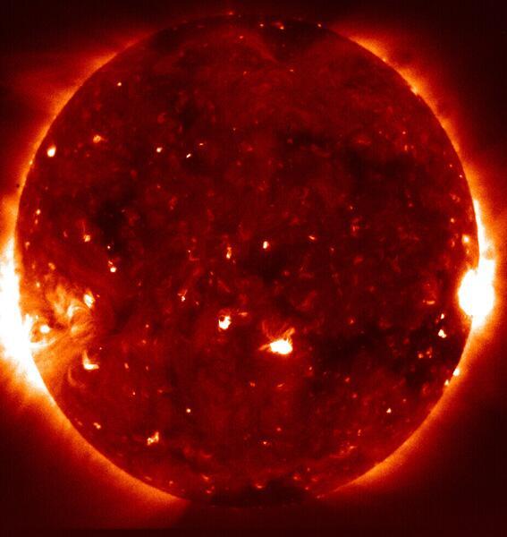 Bild zu Äußere Atmosphäre der Sonne, die Korona