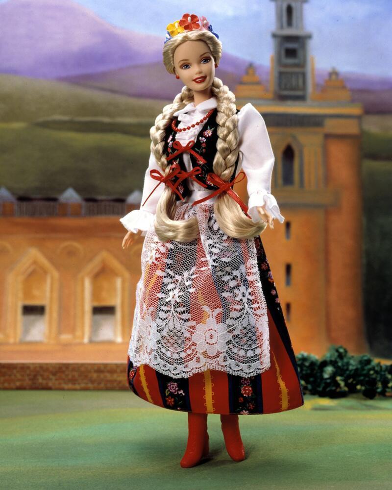 Bild zu 1998 - Polnische Barbie